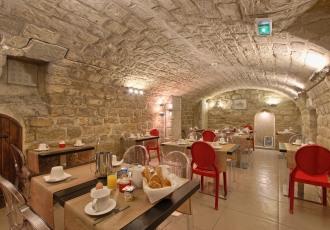 Hotel Villa Margaux - Breakfast