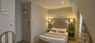 Hotel Villa Margaux - Quarto duplo