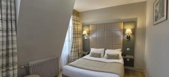 Hotel Villa Margaux - Quarto triplo